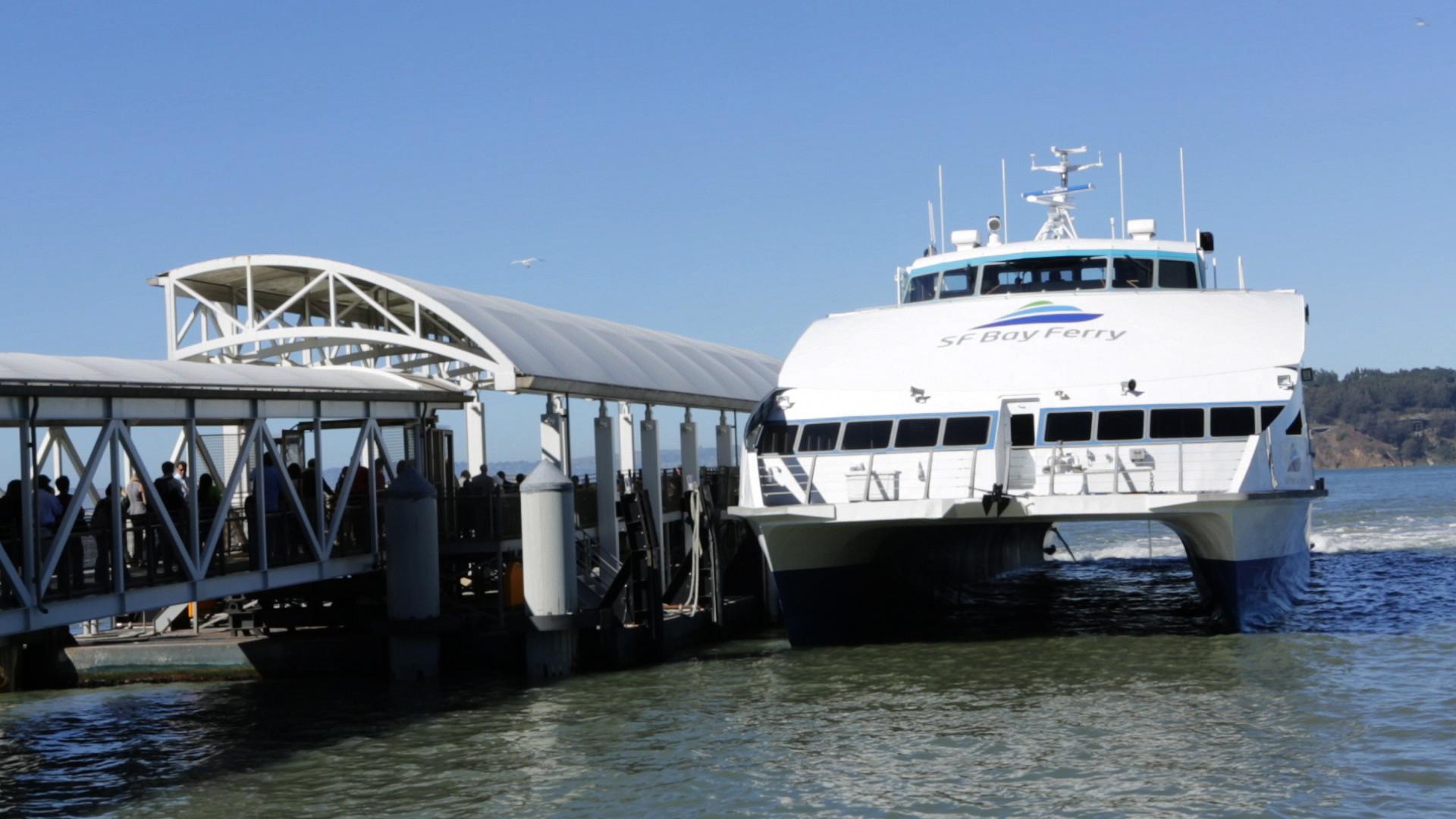 Media Av San Francisco Bay Ferry